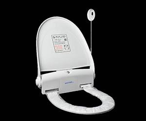 دستگاه روکش توالت فرنگی نویسانی مدل NS100C