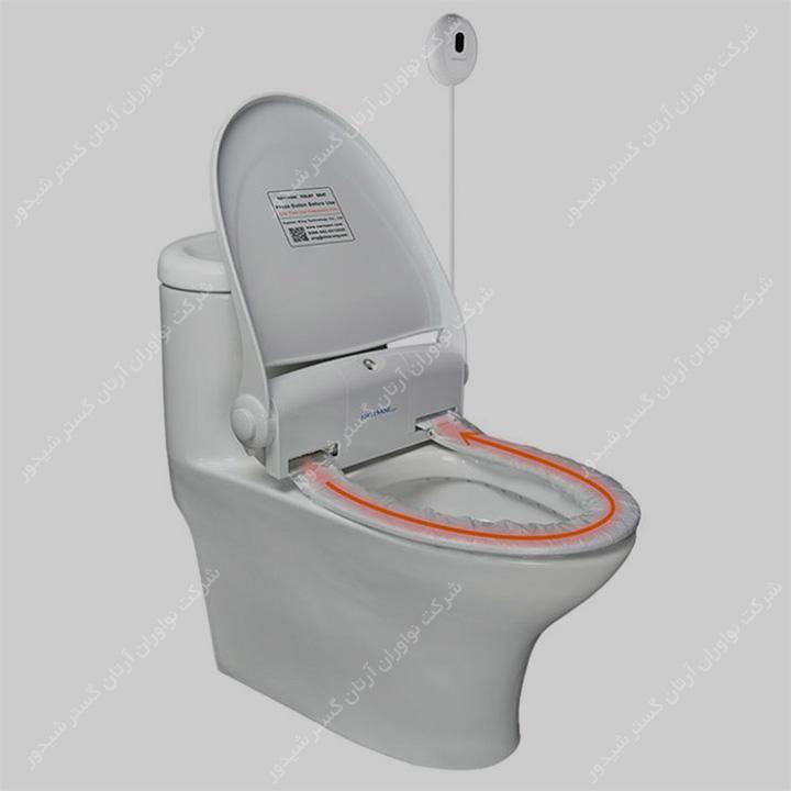روکش توالت فرنگی نویسانی مدل NS100E